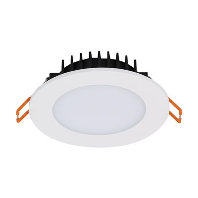 bliss 10 round 10w dimmable led colour change switchable downlight
